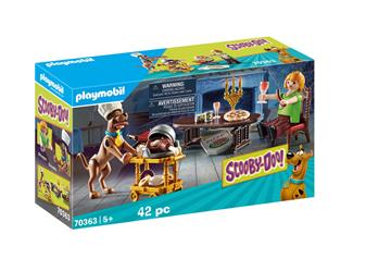 Playmobil SCOOBY-DOO! Aftensmad med Shaggy 70363