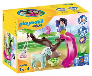 Playmobil Felegeplads 70400