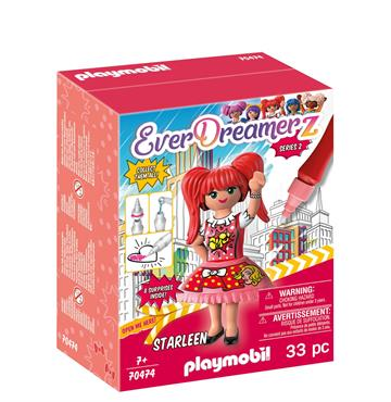 "Playmobil Starleen ""Comic World"" 70474"