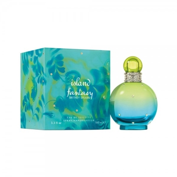 Britney Spears Island Fantasy Eau de Toilette Spray 100ml