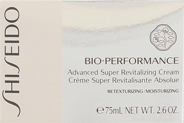 Shiseido Bio-Performance Advanced Super Revitalizing Cream 75 ml