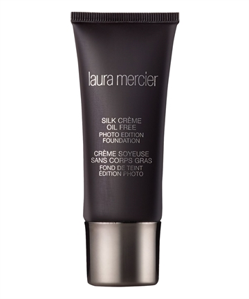 LAURA MERCIER Silk Crème Oil Free Photo Edition Foundation Bamboo Beige 30ml