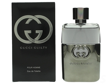 Gucci Guilty Pour Homme Edt Spray 50ml
