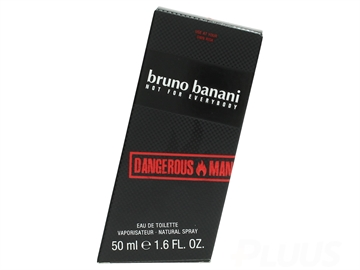 Bruno Banani Dangerous Man Eau de toilette Spray 50ml
