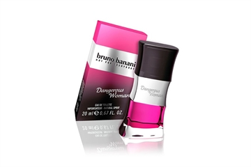 Bruno Banani Dangerous Woman Eau de Toilette Spray 20ml