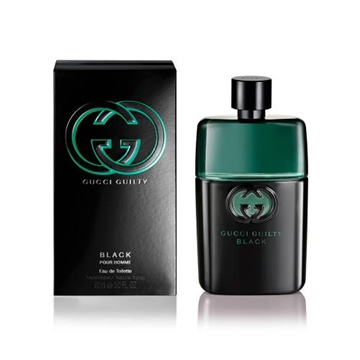 Gucci Guilty Black Pour Homme Edt Spray 50ml