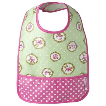 Bambino Easy wipe BIB mint
