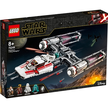 LEGO Star Wars 75249 - Resistance Y-Wing Starfighter™