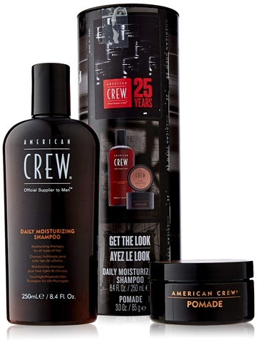 American Crew Classic Daily Moist Sh 250ml+Pomade 85G Set