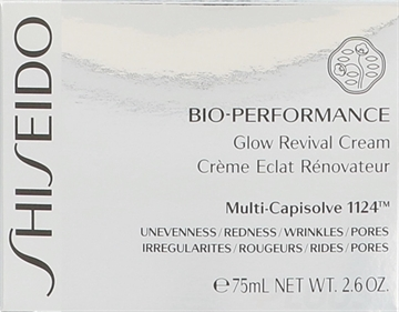Shiseido Bio-Performance Glow Revival Cream 75ml