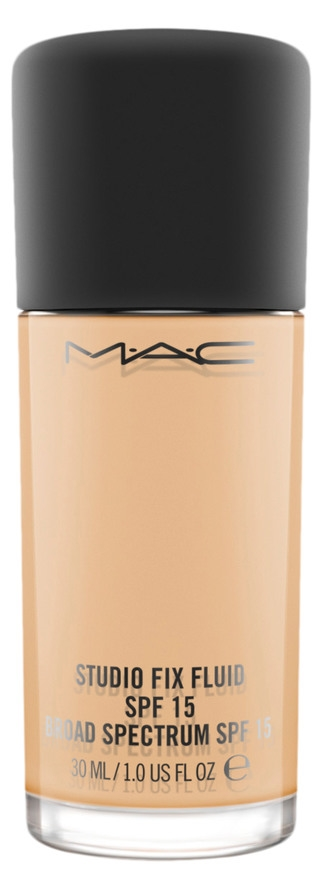 MAC Studio Fix Fluid Foundation SPF15 30ml NC25