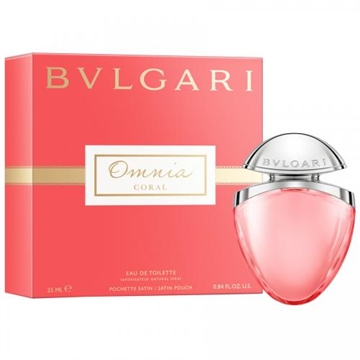 Bvlgari Omnia Coral Eau de Toilette Spray 25ml