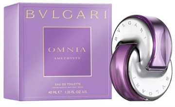 Bvlgari Omnia Amethyste Eau de Toilette Spray 40ml