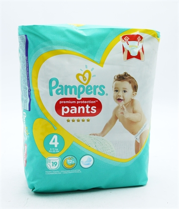 Pampers Pants Premium Protection S49'S