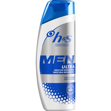 Head & Shoulders anti-dandruff shampoo 225 ml Men ultra purifying