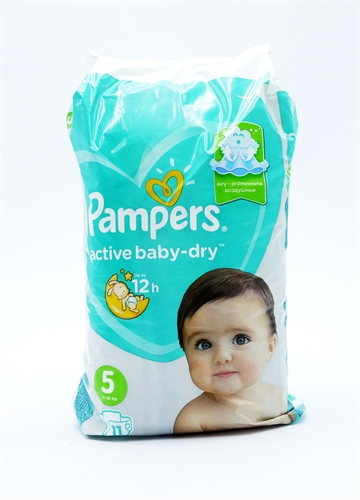 Pampers Diapers Active Fit S5 11'S