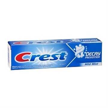 CREST TOOTHPASTE DECAY PREVENTION FRESHM 100ML