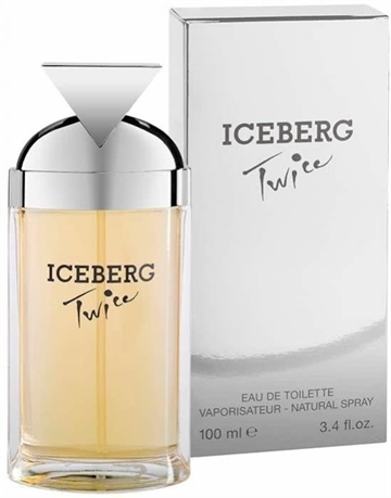 Iceberg Twice Pour Femme Edt Spray 100ml