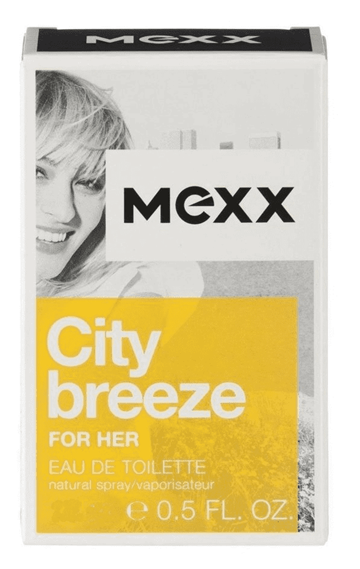 Mexx City Breeze For Her Eau de Toilette Spray 50ml