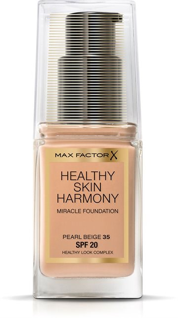 Max Factor Healthy Skin Harmony Miracle foundation Perl Beige 35 30ml
