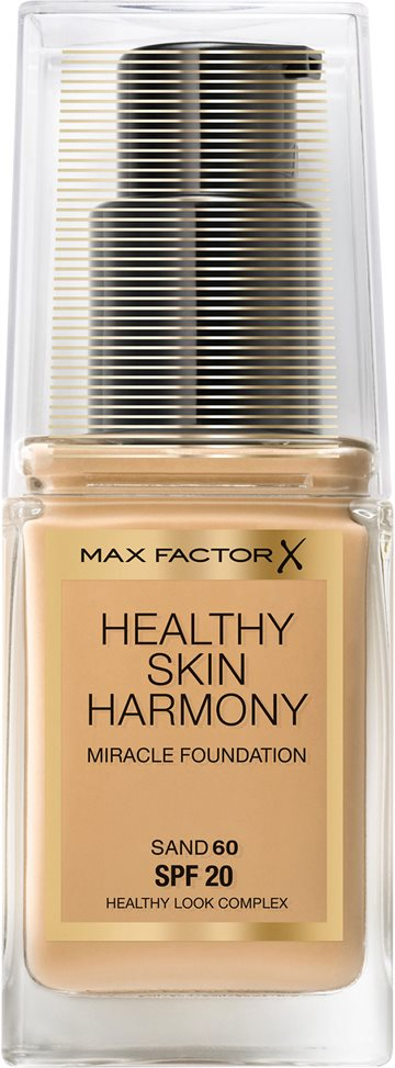 Max Factor Healthy Skin Harmony Miracle foundation Sand 60 30ml