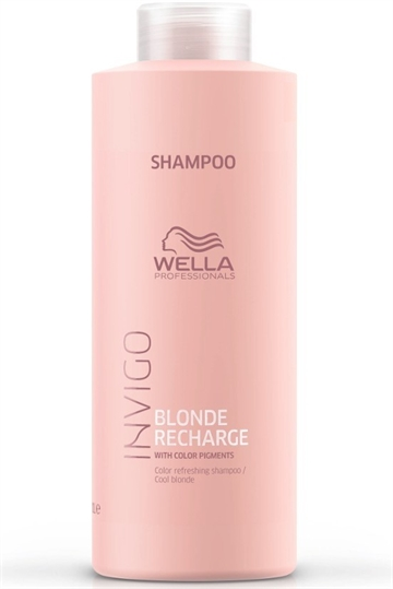 Wella Professionals Invigo Cr Blonde Shampoo 1L