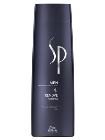 Wella SP Men Remove Shampoo Män Professionell Schampo 250 ml