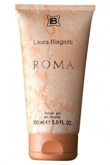 Laura Biagiotti Roma Shower Gel Unboxed 150ml