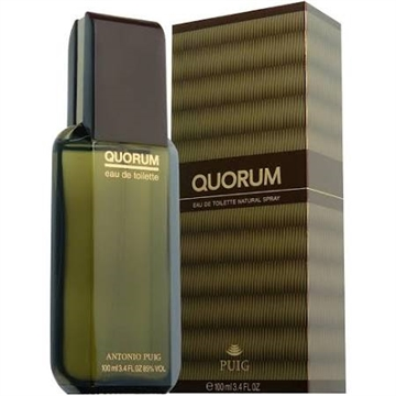 Antonio Puig Quorum Edt Spray 100ml