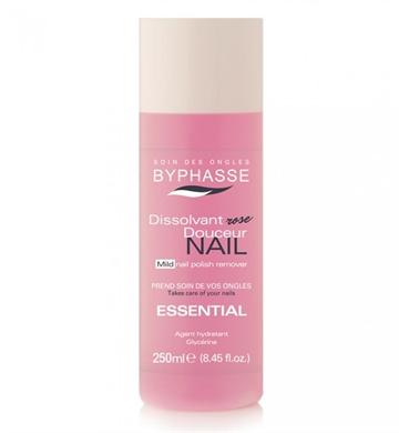 Byphasse nail polish remover 250 ml Nails without varnish