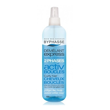 Byphasse Biphasic Conditioner 400 ml Curly Hair