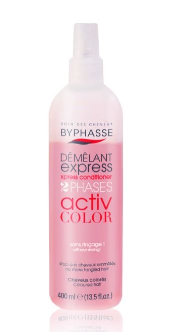 Byphasse Biphasic Conditioner 400 ml Dyed Hair