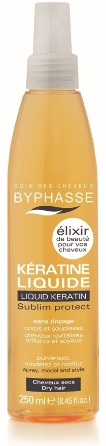Byphasse Liquid Keratin 250 ml Active Protect Dry Hair