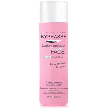 Byphasse Facial Tonique 500 ml Water Roses All Skin Types