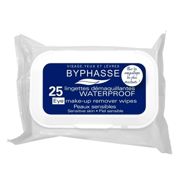 Byphasse Remover Cleansing Wipes 25 U  Waterproof Sensitive Skin