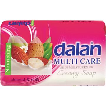 Soap Dalan 75G Multi Care Almond & Milk