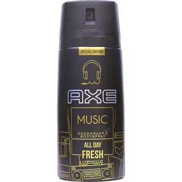 AXE deodorant bodyspray 150 ml Music Martin Garrix