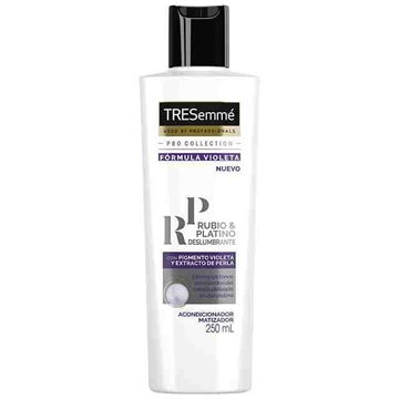 Tresemme Conditioner 250ml Platinum Blonde With Violet Pigment