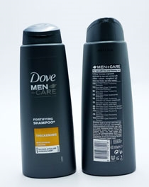 Dove Shampoo Mens Fortifying Thickening 400ml
