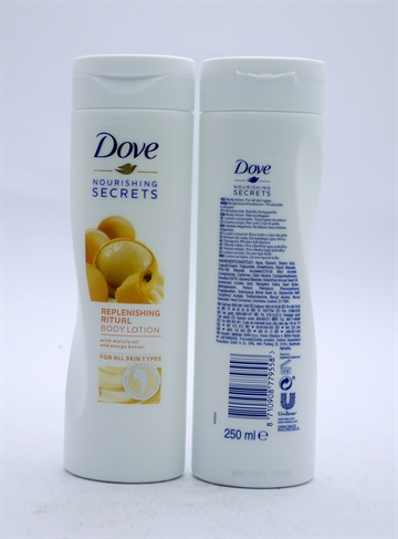 Dove Lotion Replenishing Marula & Mango 250ml