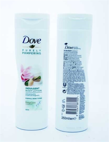 Dove Lotion Pistachio & Magnolia 250ml