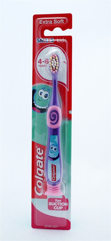 Colgate Toothbrush Smiles 4-6Years