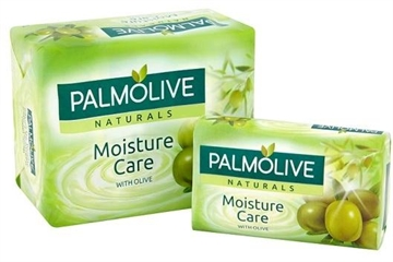 Palmolive Soap Moisture Care 4Pk 90Gm