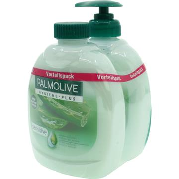 Palmolouve Liquid Soap 2X300ml Hygiene Plus