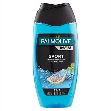 Palmolive gel 250ml Men sport 3 in 1