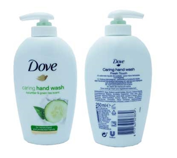 Dove Hand Wash Cucumber & Green Tea 250ml