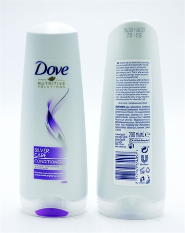 Dove Conditioner Silver Care 200ml