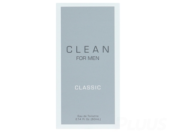 Clean Classic For Men Eau de toilette Spray 60ml