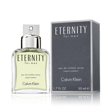 Calvin Klein Eternity For Men Edt Spray 50ml