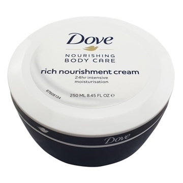 Dove Rich Nourishing Cream 250ml